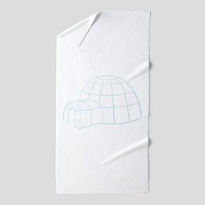 Igloo Beach Towel