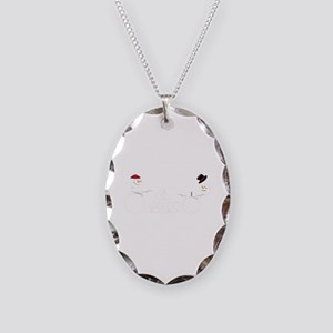 Snowball Fight Necklace