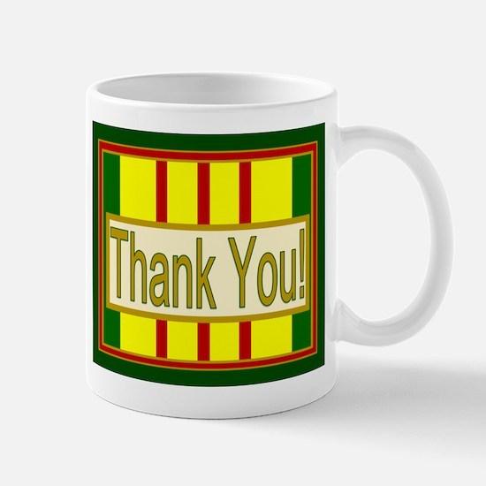 Vietnam Veteran Thank You Mug