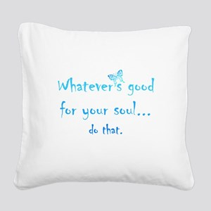 Good for your Soul Inspirational Quote Butterfly S