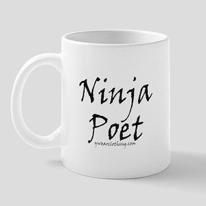 Ninja Poet Mug