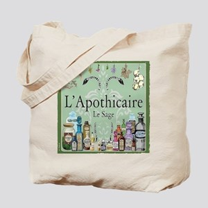 L'apothicaire Tote Bag