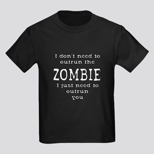 Outrun The Zombie 2 T-Shirt