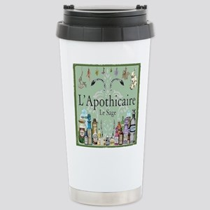 L'apothicaire Stainless Steel Travel Mug