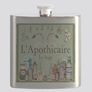 L'apothicaire Flask