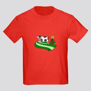 Dairy Farm Cow Cattle Country T-Shirt