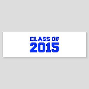 CLASS-OF-2015-FRESH-BLUE Bumper Sticker