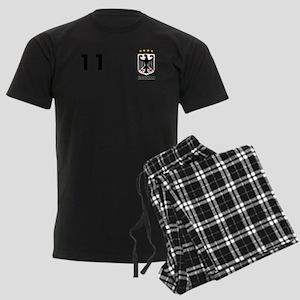 Germany Custom Jersey Pajamas