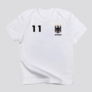 Germany Custom Jersey Infant T-Shirt