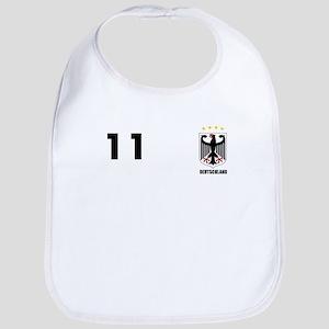 Germany Custom Jersey Bib