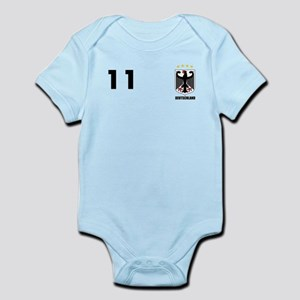 Germany Custom Jersey Body Suit