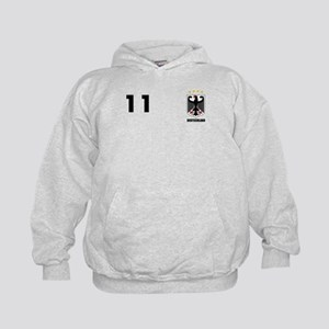 Germany Custom Jersey Hoodie