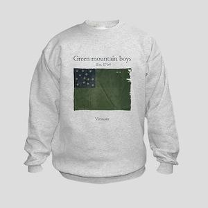 Green Mountain boys Sweatshirt
