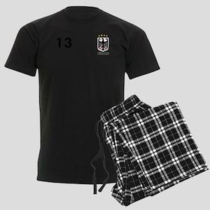 Custom Germany (Deutscland) T-Shirt 13 Pajamas