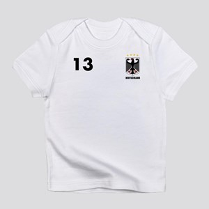 Custom Germany (Deutscland) T-Shirt 13 Infant T-Sh