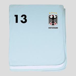 Custom Germany (Deutscland) T-Shirt 13 baby blanke