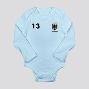 Custom Germany (Deutscland) T-Shirt 13 Body Suit