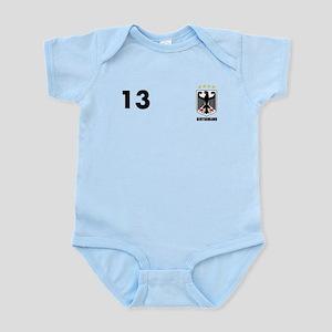 Custom Germany (Deutscland) T-Shirt 13 Body Suit