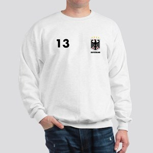 Custom Germany (Deutscland) T-Shirt 13 Sweatshirt