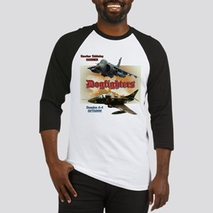 Dogfighters: A-4 vs Harrier Baseball Jersey