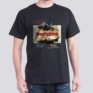 Dogfighters: A-4 vs Harrier Dark T-Shirt