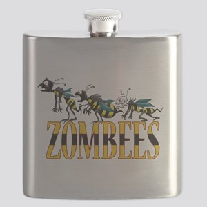 ZOMBEES Flask
