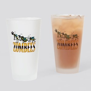 ZOMBEES Drinking Glass