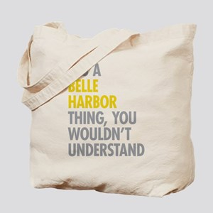 Belle Harbor Queens Thing Tote Bag