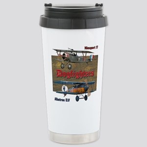 Dogfighters: Nieuport v Stainless Steel Travel Mug