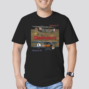 Dogfighters: Nieuport Men's Fitted T-Shirt (dark)