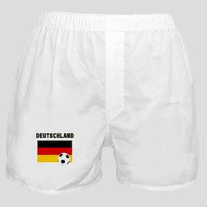 Deutschland Fussball Boxer Shorts