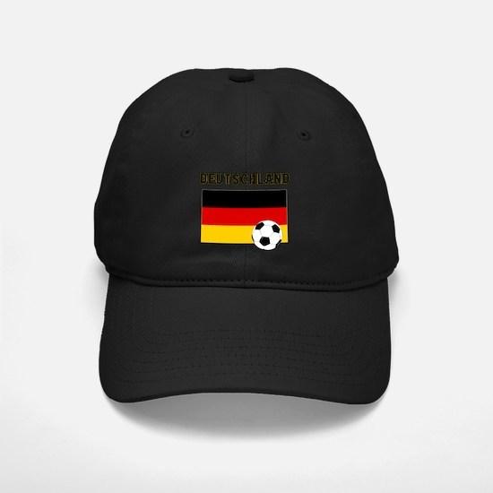 Deutschland Fussball Baseball Hat