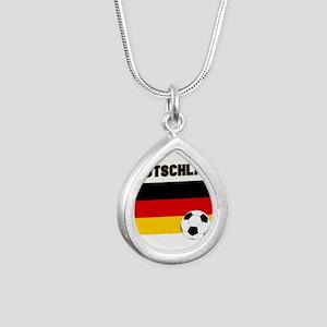 Deutschland Fussball Necklaces