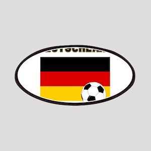 Deutschland Fussball Patches