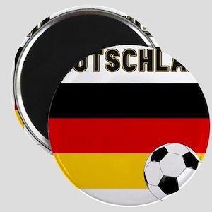 Deutschland Fussball Magnets