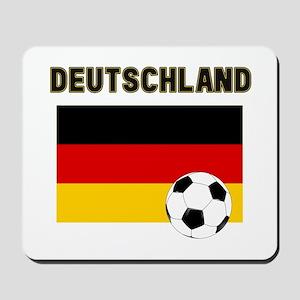 Deutschland Fussball Mousepad