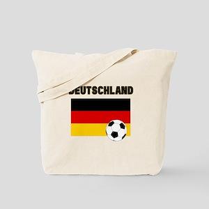 Deutschland Fussball Tote Bag