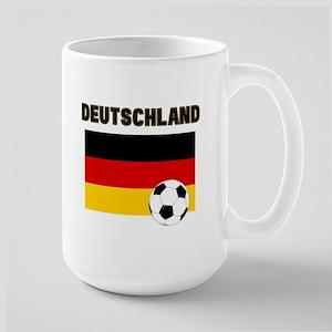Deutschland Fussball Mugs