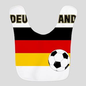 Deutschland Fussball Bib