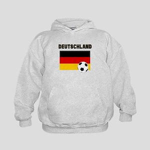Deutschland Fussball Hoodie