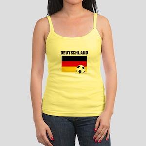 Deutschland Fussball Tank Top