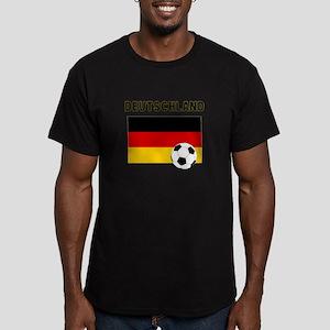 Deutschland Fussball T-Shirt