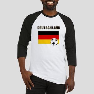 Deutschland Fussball Baseball Jersey