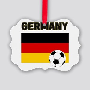 Germany soccer Ornament