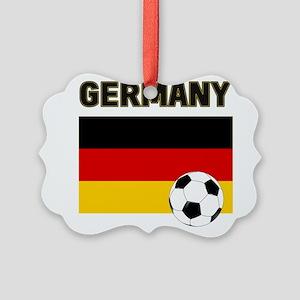 Germany soccer Ornament