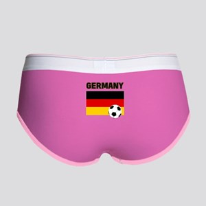 Germany soccer Women's Boy Brief