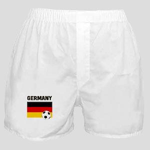 Germany soccer Boxer Shorts