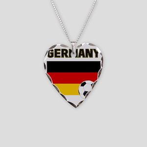 Germany soccer Necklace