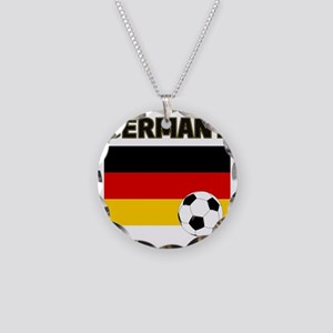 Germany soccer Necklace