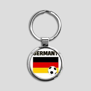 Germany soccer Keychains